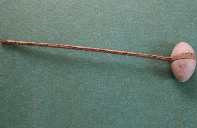 Northern Plains Indian War Club