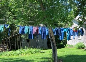 Amish wardrobe