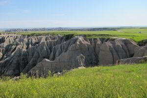 Buffalo Gap - Where The Grasslands Meet the Badlands